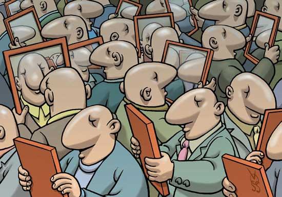 Será que somos o que os nossos egos nos contam todo dia?