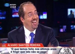 O Ministro da Economia foi à televisão