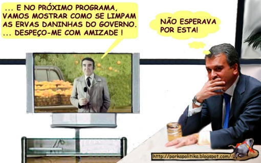 Miguel Relvas+TV Rural+Sousa Veloso