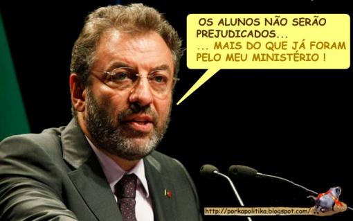 Nuno Crato+Greve