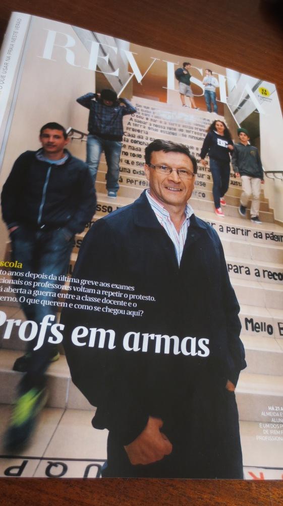 Depoimento Completo Para A Peça Da Revista Do Expresso De Hoje...