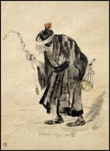 Justiça- o trajo e uma toga