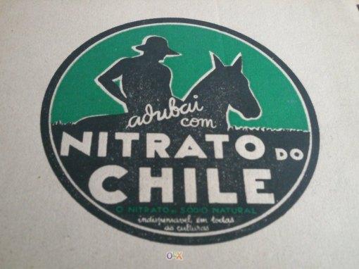 Nitrato-do-Chile