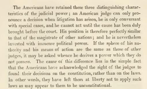 Tocqueville103