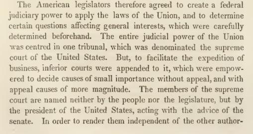 Tocqueville147