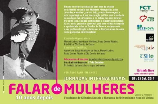 convite Jornadas