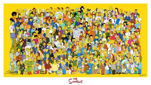 Simpsons_Cast_Poster