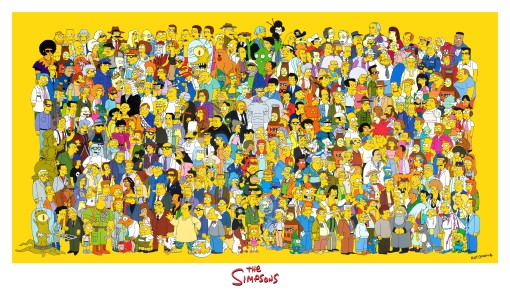 Simpsons_Cast_Poster
