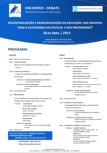 Programa ANMP